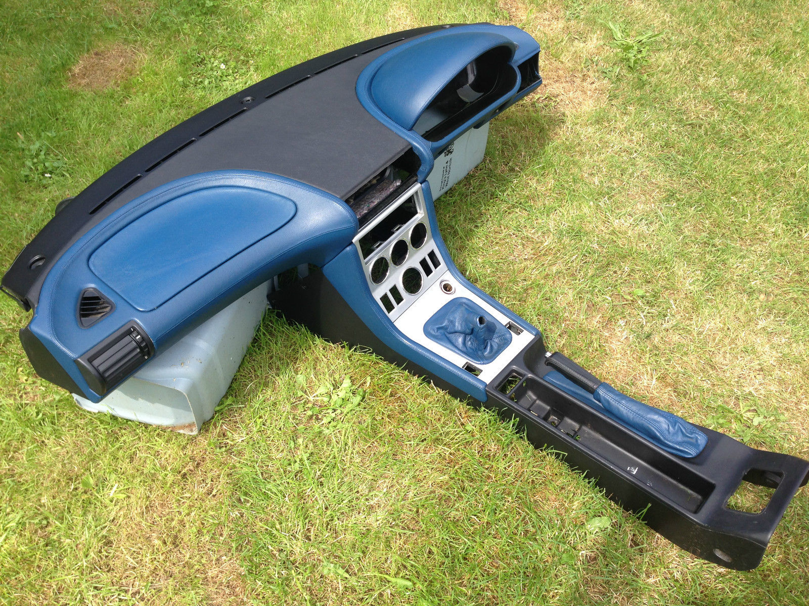 blue%20extended%20leather%20dash+console Fascinating Bmw Z1 for Sale Ebay Cars Trend